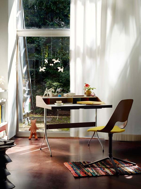 Escritorio home desk vitra marcas for Vitra home desk replica