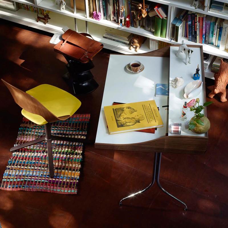 escritorio home desk vitra marcas. Black Bedroom Furniture Sets. Home Design Ideas