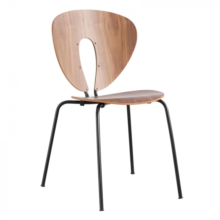 Perfect Globus Chair Wood