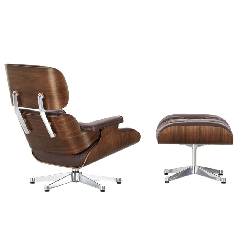 Astonishing Lounge Chair Ottoman Brown Alphanode Cool Chair Designs And Ideas Alphanodeonline