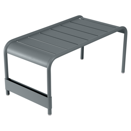Luxembourg Table & Bench Orage Grey