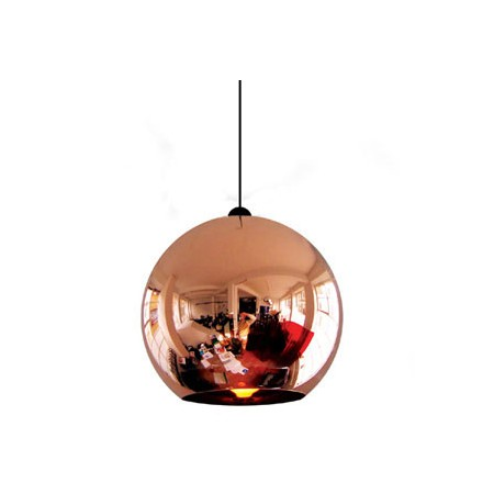 (Pack 2 Units) Copper Shade Lamp
