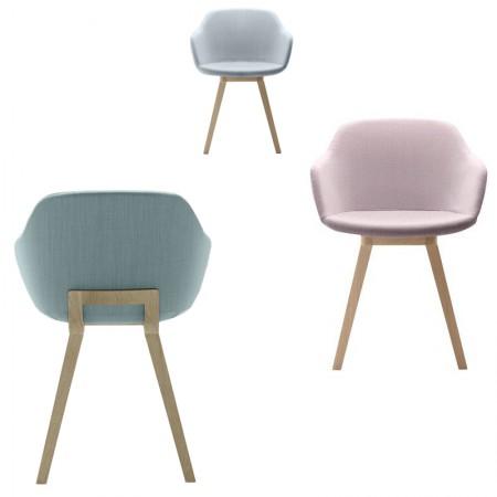Kuskoa Bi Upholstered Chair