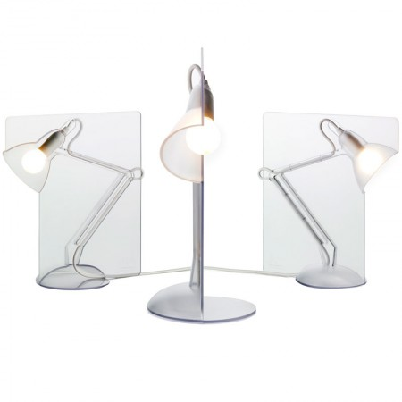 Transparent Fifty Lamp