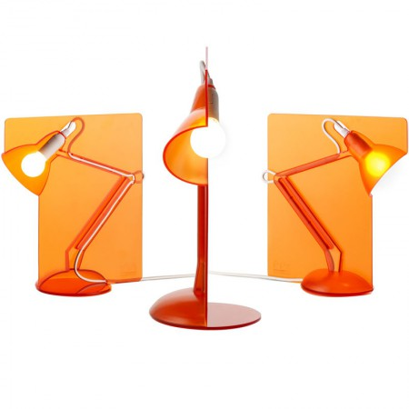 Orange Fifty Lamp