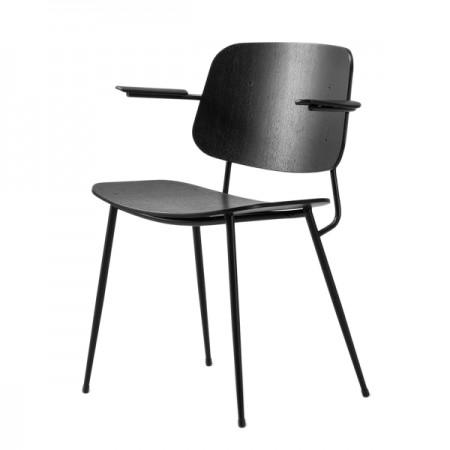 Søborg Metal Armchair
