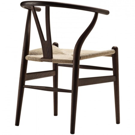 (Pack 6 Units) Chair CH24 Wishbone Limited Edition Ancient Oak
