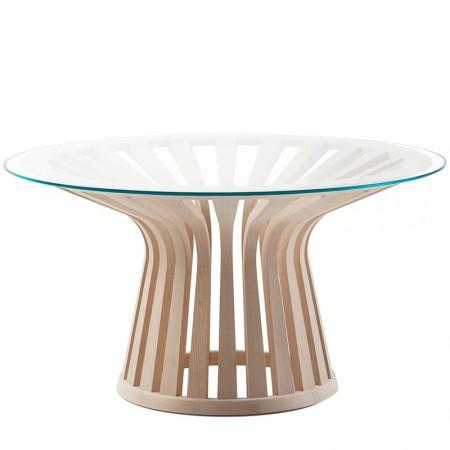 390 Lebeau Wood Table