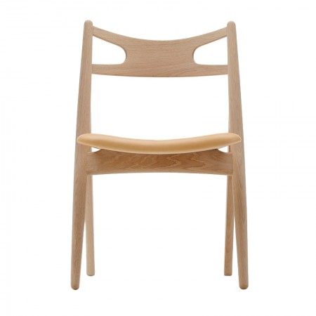 CH29 Chair Leather