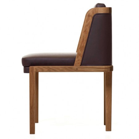 271 Throne Chair Upholstered