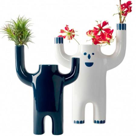 Happy Susto Vase