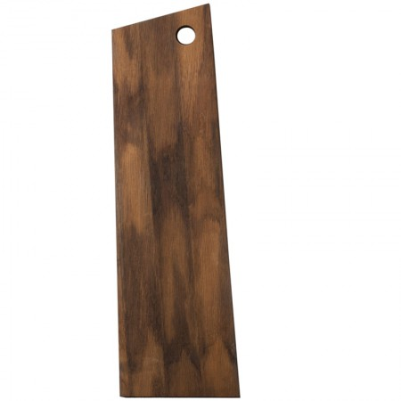 Asymmetric Cutting Board Smoked M QD