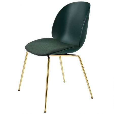 Beetle Upholsetered Seat - Plastic Chair
