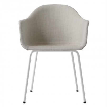 Harbour Steel Base Upholstered Dining Chair