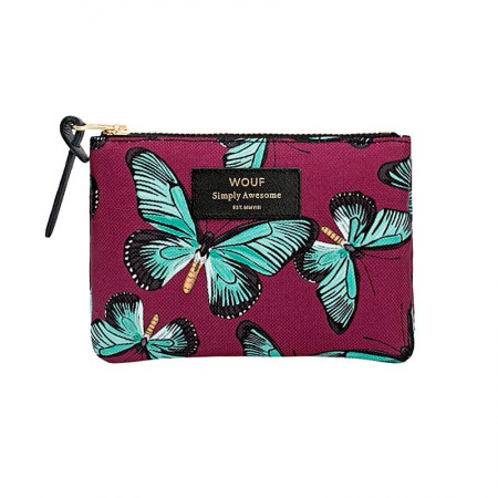 Butterfly Small Pouch QD