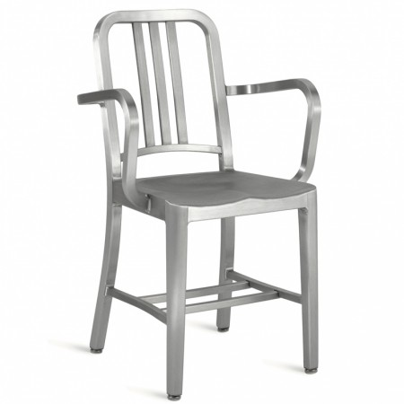 1006 Navy Collection Arms Chair