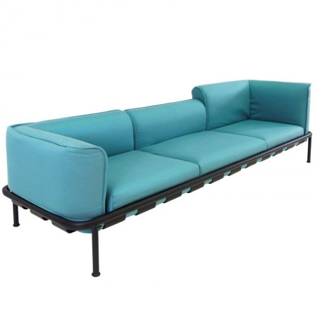 Dock Sofa 743 3 Seater