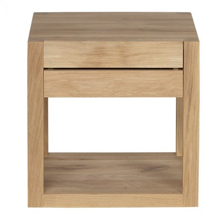 Azur Nightstand Oak