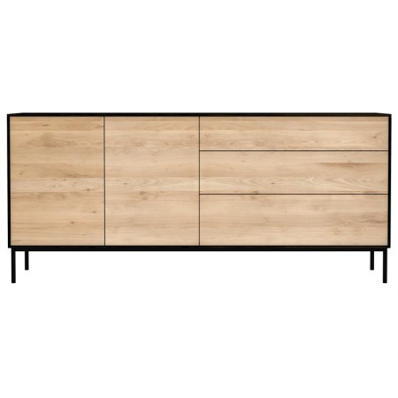 Blackbird Low Sideboard Oak