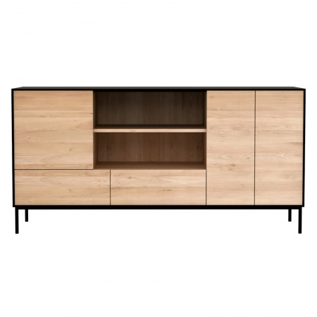 Blackbird High Sideboard Oak