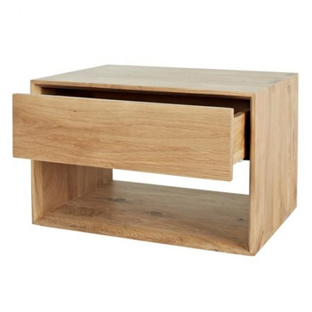 Nordic II Nightstand Oak