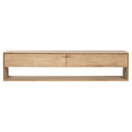 Nordic Tv Cupboard L Oak