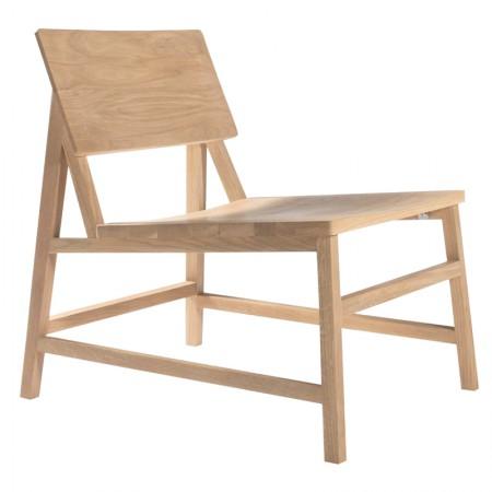 N2 Chair Lounge Oak
