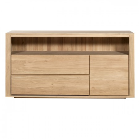 Shadow Chest Of Drawers Oak