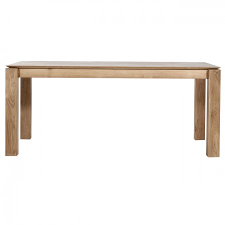 Slice Extendable Table Teak