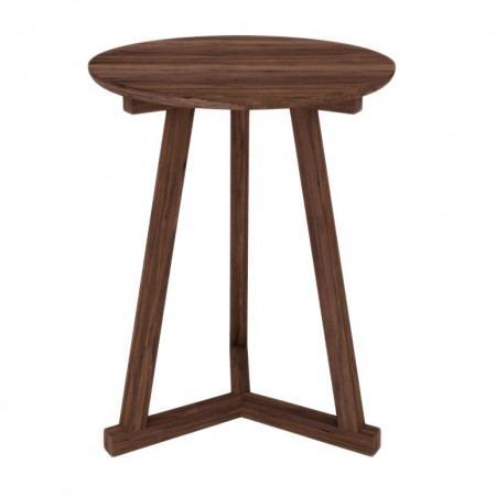 Tripod S Table Walnut