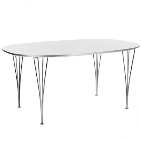 Series Table White