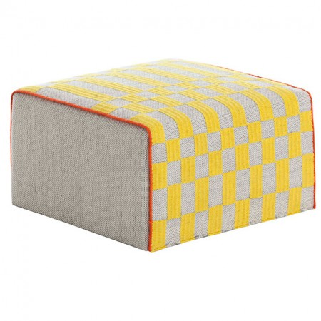 Bandas Pouf B Yellow