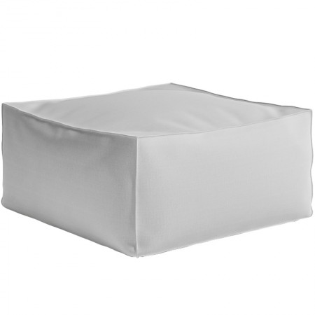 Sail Outdoor Square Pouf