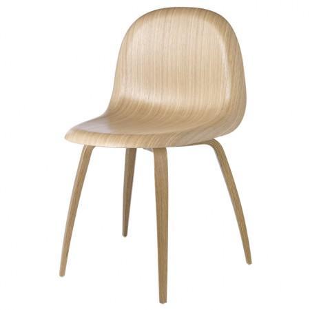 Gubi 3D Wood Chair