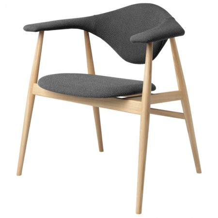 Masculo Chair Wood Base