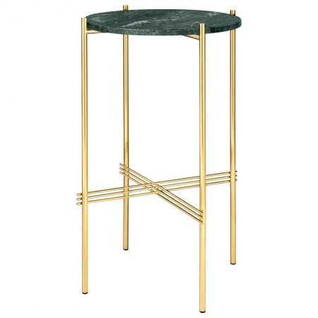 TS Round Marble Side Table