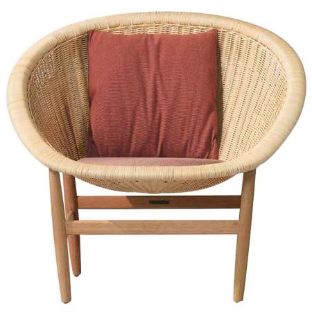 Basket Armchair Outdoor