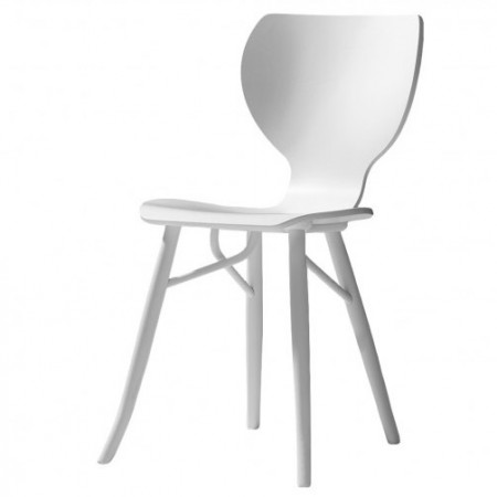 Tulipani White Chair