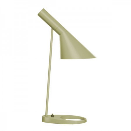 AJ Table Lamp Olive Green