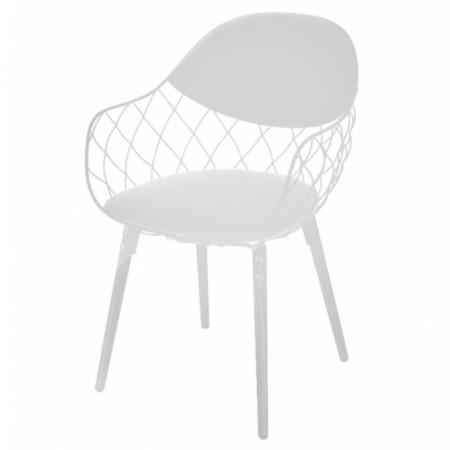 Piña Chair White