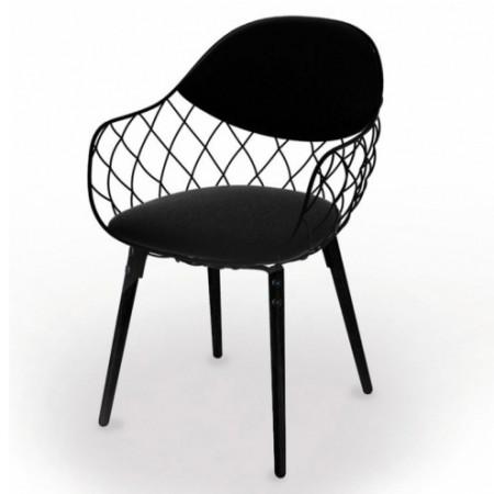 Piña Chair Black