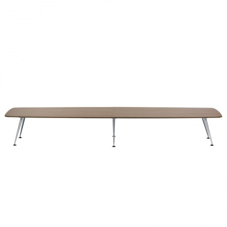 MedaMorph Double Oval Conferencing Table