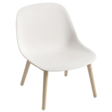 Fiber Lounge Chair Wood