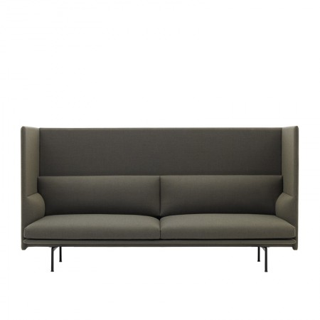 Outline Highback Sofa