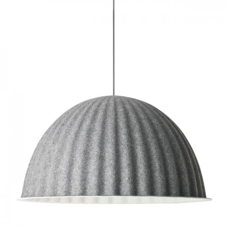 Under The Bell Lamp Grey