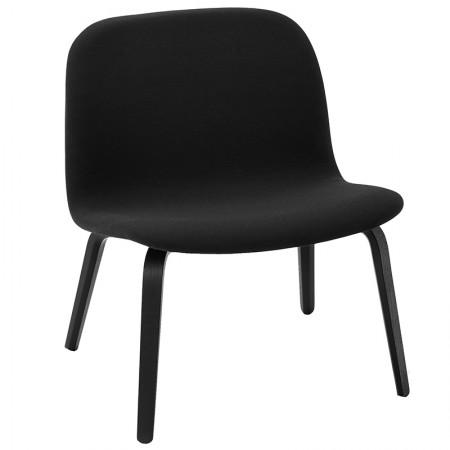 Visu Low Chair Upholstered