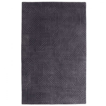 African Pattern 3 Rug