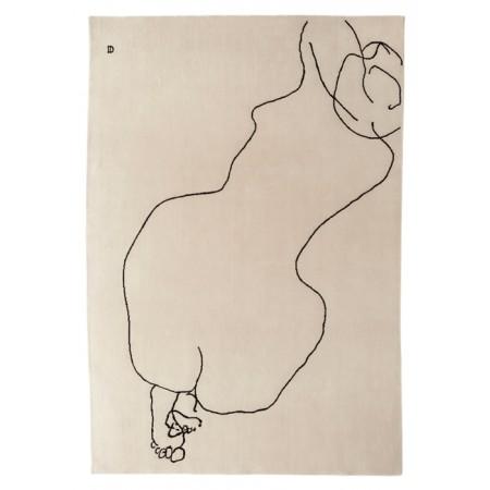 Figura Humana 1948 Rug