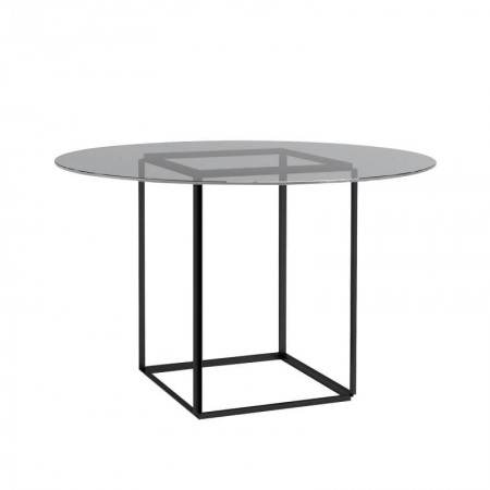 Black Florence Dining Table