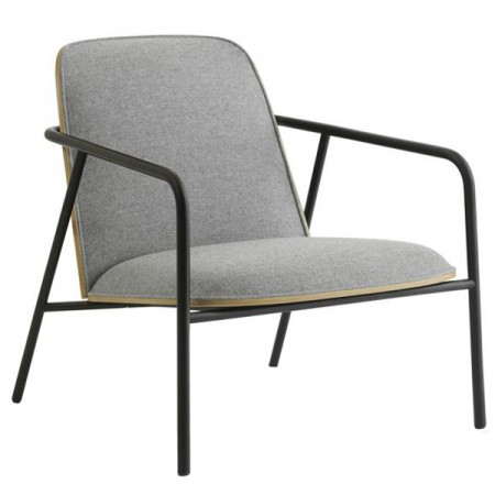 Pad Lounge Low Armchair